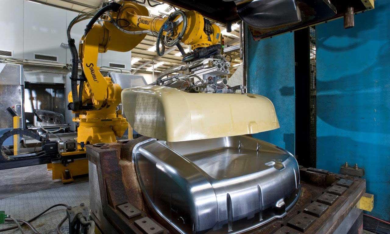 Better Manufacturing, creative composites, compression moulding, composites manufacturer